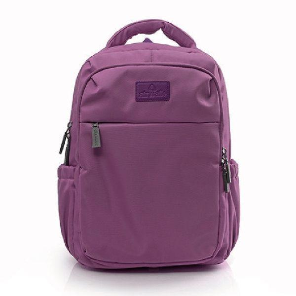 Backbager 背包族【美國 AIRWALK】睛艷彩耀系列大容量背包 後背包 紫色