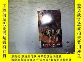 二手書博民逛書店THE罕見LINGERING DEADY203004