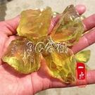 水晶石 天然巴西黃水晶大塊雕刻料原石 黃水晶原石原礦風水擺件 旺財轉運 快速出貨