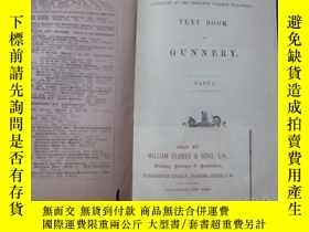 二手書博民逛書店TEXT罕見BOOK OF GUNNERY PART Ⅰ.190