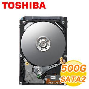 [nova成功3C]TOSHIBA 東芝 MQ01ABF050 500GB 2.5吋 5400轉 7mm 8M快取 SATA2內接硬碟