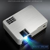 投影儀 2020新款家用微小型投影機led便攜式家庭影院宿舍臥室掌上辦公支持1080P HD