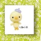 心動小羊^^藝術家小鴨,美麗諾羊毛羊毛氈材料包、可製作成手機吊飾(純羊毛製品)