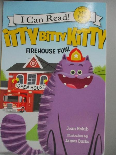 【書寶二手書T7/原文小說_QDD】Firehouse Fun_Holub, Joan/ Burks, James (I