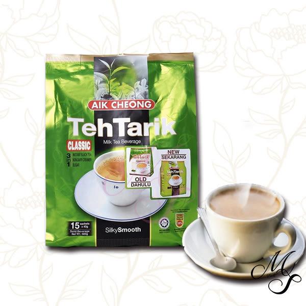 【Miss Sugar】最新包裝人氣拉茶 馬來西亞知名伴手禮 益昌 南洋風味香滑奶茶(15包入)