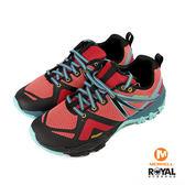 Merrell Mqm Flex Gtx 紅色 網布 健行運動鞋 女款 NO.I9911【新竹皇家 ML99938】