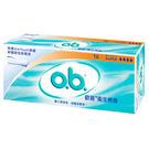OB毆碧 衛生棉條 16入量多 / 夜安型