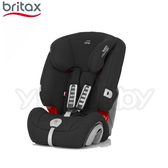 Britax EVOLVA 1-2-3 PLUS 旗艦成長型汽車安全座椅/汽座(9個月~12歲) -黑色(BX22871)