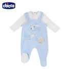 chicco-北極小熊-兩件式背心褲套裝