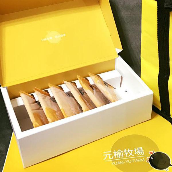 《送禮首選》元榆無添加原味滴雞精(土雞)-6入禮盒裝/60ml/一包