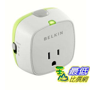 [玉山最低比價網] 美國貝爾金 Belkin Conserve Socket F7c009q 智慧型三段定時單孔插座
