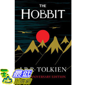 [104美國直購] 美國暢銷書排行榜 The Hobbit; or, There and Back Again Paperback