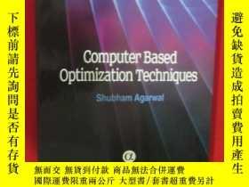 二手書博民逛書店Computer罕見Based Optimization Tec