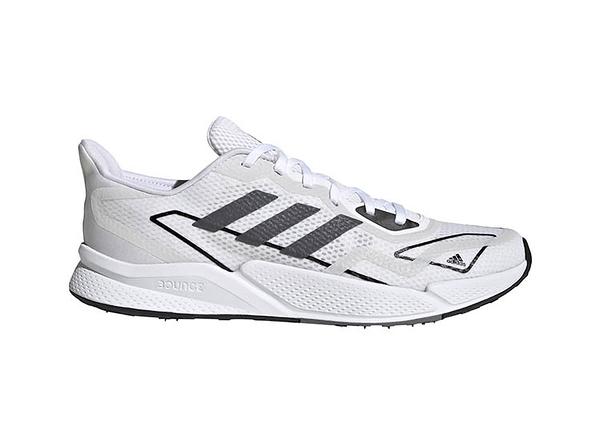 Adidas X9000L2 M 男款米白色運動慢跑鞋 FX8383