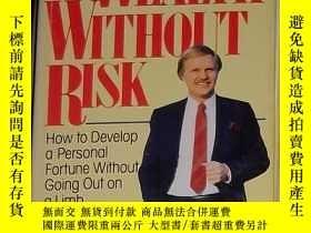 二手書博民逛書店英文原版罕見Wealth Without Risk by Cha