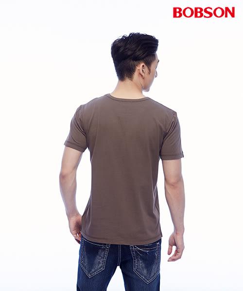 BOBSON 男款印圖上衣(24040-76)