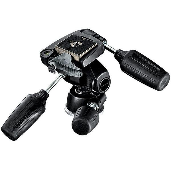 ◎相機專家◎ Manfrotto 804RC2 基本型三向雲台 免運 正成公司貨