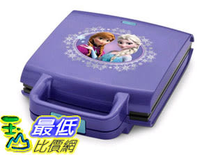 [美國直購] Disney DFR-4 冰雪奇緣-雪花造型鬆餅機 Frozen Sisters Waffles on a Stick Maker, Lavender