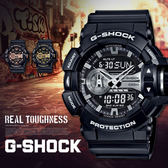 G-SHOCK GA-400GB-1A CASIO 手錶 GA-400GB-1ADR