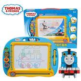 托馬斯彩色磁性畫板兒童畫板寫字板寶寶畫板1-3歲涂鴉板磁力畫板   HTCC