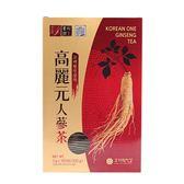 韓國 高麗元 人蔘茶(3gX100)【庫奇小舖】