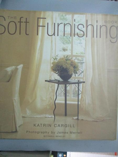 【書寶二手書T4/設計_QIO】The soft furnishing book_Katrin Cargill