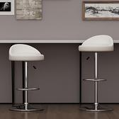 吧檯椅 吧臺椅現代簡約酒吧椅收銀前臺升降靠背椅子家用高腳凳吧臺高凳子 晶彩 99免運LX