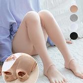 素色超彈力不掉檔踩腳褲襪 兒童褲襪 連褲襪 內搭褲 襪子 童裝 大童 女童 童裝 橘魔法 現貨