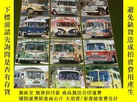 二手書博民逛書店Showa罕見40 s Historic Motorbus Scenes photo book japan jap