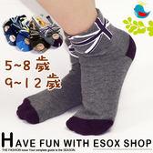 pb 英倫風細針寬口童襪(5~8歲/9~12歲) 台灣製造 休閒襪 兒童襪