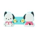 【震撼精品百貨】Pochacco 帕帢狗~Sanrio 帕恰狗造型矽膠捲線夾*49666