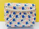 【震撼精品百貨】Gaspard et Lisa_麗莎和卡斯柏~化妝包/收納袋-米#95442