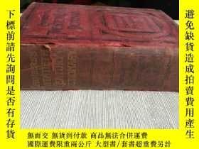 二手書博民逛書店《CHAMBERS,S罕見TWENTIETH CENTURY DICTIONARY OF THE ENGLISH