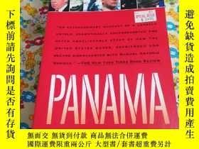 二手書博民逛書店Panama:The罕見Whole Story【英文原版,by