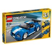 【LEGO 樂高 積木】31070 創意大師 Creator 渦輪軌道賽車
