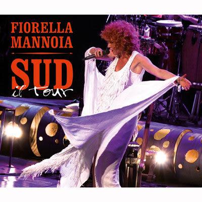 費歐瑞拉瑪諾伊亞  一路向南  巡演實況完整收藏版  雙CD附DVD (音樂影片購)
