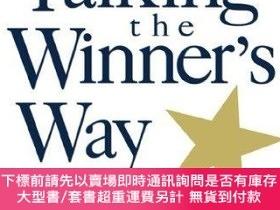 二手書博民逛書店Talking罕見The Winner s WayY255174 Lowndes, Leil Mcgraw-h