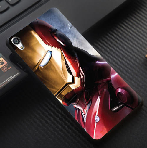 Sony Xperia X F5121 F5122 F8332 F5321 手機殼 軟殼 保護套 復仇者聯盟 鋼鐵人