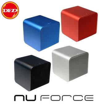 美國 NuForce Cube 迷你高解析小喇叭 USB DAC 公司貨