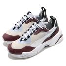 【海外限定】Puma 老爹鞋 Thunder Colour Block Wns 白 酒紅 紫 女鞋 休閒鞋 【ACS】 37096004