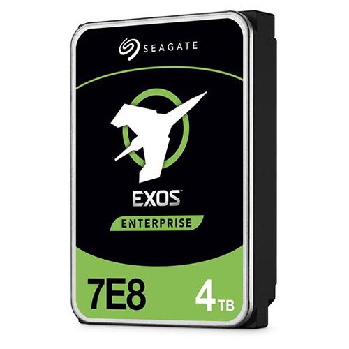 Seagate 希捷 Exos 4TB SATA 3.5吋 7200轉企業級硬碟 ( ST4000NM000A )