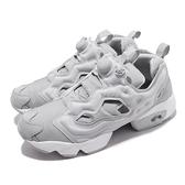 Reebok 慢跑鞋 Instapump Fury OG MU 灰 白 男鞋 休閒鞋 運動鞋 【ACS】 DV6988
