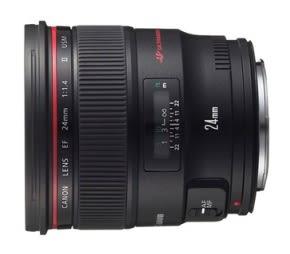 CANON EF 24mm f/1.4L II USM 廣角鏡頭 公司貨 贈專用保護鏡