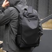 後背包 休閑大容量背包男旅行後背包初中高中韓版女學生小米電腦書包簡約