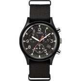 TIMEX 天美時 (TXTW2R67700) MK1 三眼 計時 手錶/40mm