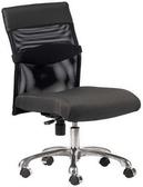 HP347-04 辦公椅/方塊布+黑網布/氣壓+後仰