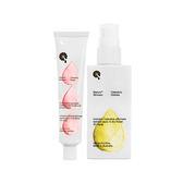 iNature植維方金盞花金脂修復膏(15g/瓶)+保濕潤膚乳液(185ml/瓶)