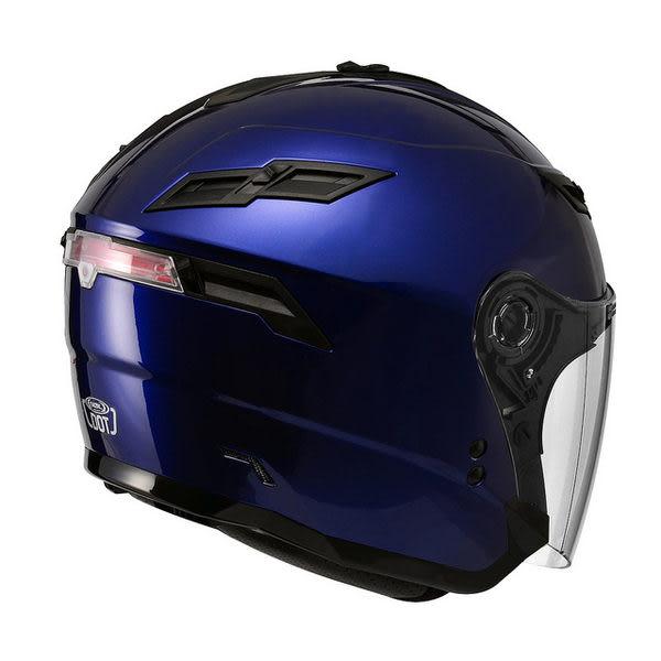 SOL安全帽,SO1,素色/寶藍
