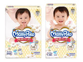 滿意寶寶極緻呵護天然有機 M62/L52 尿布/紙尿褲 箱購4包