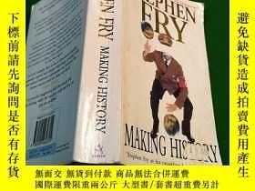 二手書博民逛書店Stephen罕見fry-making historyY2902